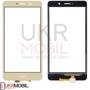 Сенсор (тачскрин) Huawei GR5 2017 (BLL-L23), Honor 6X (BLN-L21), Mate 9 Lite, Gold