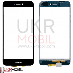 Сенсор (тачскрин) Huawei GR3 2017, Honor 8 Lite, Nova Lite 2016, P8 Lite 2017, PRA-LA1, Black