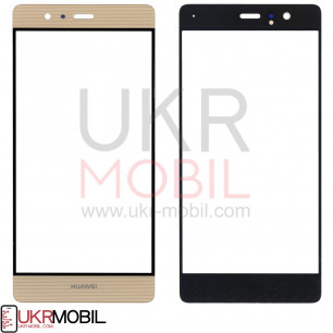 Стекло дисплея Huawei P9 (EVA-L09), P9 Dual Sim (EVA-L19), P9 Dual Sim (EVA-L29), Gold