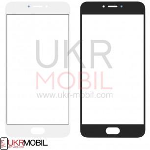 Стекло дисплея Meizu MX6 M685H, White