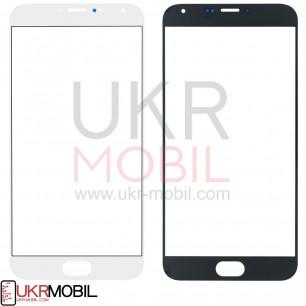 Стекло дисплея Meizu MX5 M575, MX5e, MX5e Lite, White