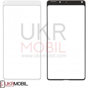 Стекло дисплея Xiaomi Mi Mix 2, White
