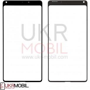 Стекло дисплея Xiaomi Mi Mix 2, Black