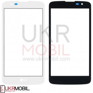 Стекло дисплея LG K7 X210, K7 X210 DS, White