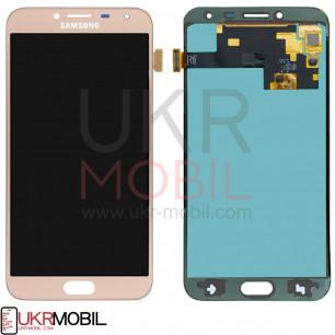 Дисплей Samsung J400 Galaxy J4 2018, с тачскрином, OLED, Gold