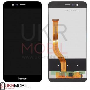 Дисплей Huawei Honor 8 Pro, Honor V9 (DUK-L09, DUK-AL20), с тачскрином, Black