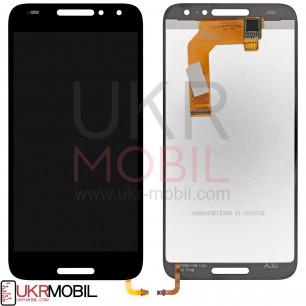 Дисплей Alcatel 5046D A3, с тачскрином, Black