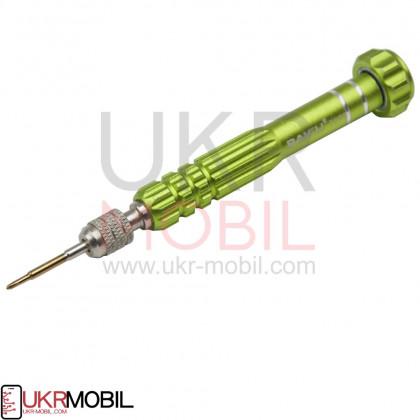 Набор отверток Baku BK-7275, 5 in 1, (5 насадок: *T4, T5, T6, *0.8, +1.5), фото № 2 - ukr-mobil.com