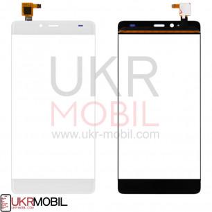 Сенсор (тачскрин) Elephone S3, White