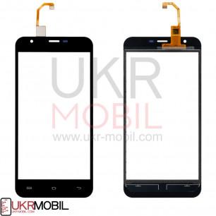 Сенсор (тачскрин) Oukitel U7 Max, U7 Plus, Black