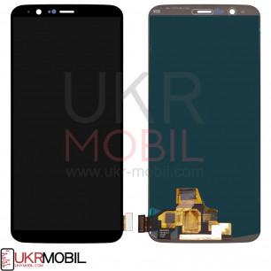 Дисплей OnePlus 5T (A5010), с тачскрином, OLED, Black