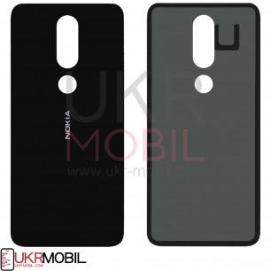 Задняя крышка Nokia 6.1 Plus (TA-1116), Original PRC, Black