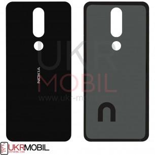 Задняя крышка Nokia 5.1 Plus (TA-1105), Black