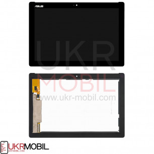 Дисплей ASUS ZenPad 10 Z300c, Z300cg, P021, P023, Yellow Flex, с тачскрином, Black