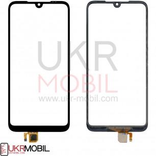 Сенсор (тачскрин) Xiaomi Redmi 7, High Copy, Black