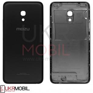 Задняя крышка Meizu M5 Note M621, High Copy, Black