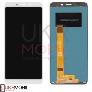 Дисплей Meizu M6s M712H, с тачскрином, White