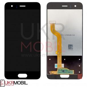 Дисплей Huawei Honor 9 (STF-L09, STF-L19, STF-AL10, STF-AL00, STF-TL10), с тачскрином, Midnight Black