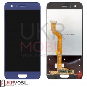 Дисплей Huawei Honor 9 (STF-L09, STF-L19, STF-AL10, STF-AL00, STF-TL10), с тачскрином, Sapphire Blue