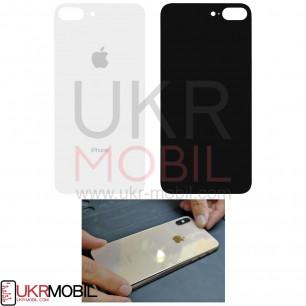 Задняя крышка Apple iPhone 8 Plus, большой вырез под камеру, White