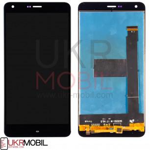 Дисплей Prestigio PSP 7551 Grace S7 LTE, с тачскрином, Black
