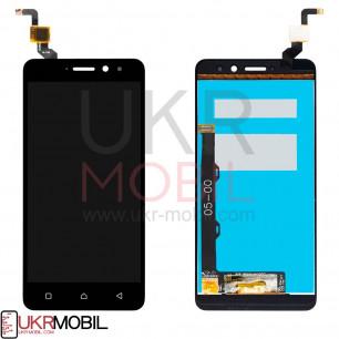 Дисплей Lenovo K6 K33a48, с тачскрином, Black