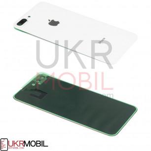 Задняя крышка Apple iPhone 8 Plus, с стеклом камеры, White