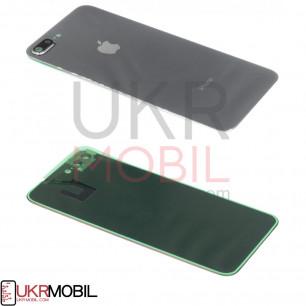Задняя крышка Apple iPhone 8 Plus, с стеклом камеры, Black