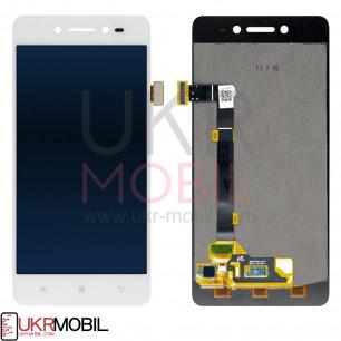 Дисплей Lenovo S90 с тачскрином, Original, White