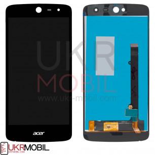 Дисплей Acer Z525 Liquid Zest, с тачскрином, Black