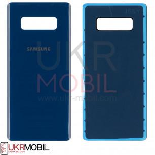 Задняя крышка Samsung N950 Galaxy Note 8, Blue