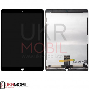 Дисплей Apple iPad Pro 10.5 (A1701, A1709, A1852), с тачскрином, Original, Black