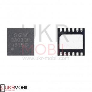 Микросхема управления подсветкой SGM3803DF, Doogee HT7, Huawei Honor 5A (CAM-AL00) 5.5, Honor 5C, Honor 5X