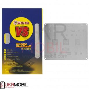 Трафарет Mechanic Welsolo VS23 для Xiaomi Redmi Note 4X, Redmi 5A, Redmi 5 Plus, MSM8917, 8953CPU