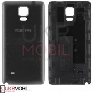 Корпус Samsung N910 Galaxy Note 4 задняя крышка (high copy) Black