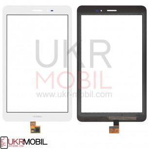 Сенсор (тачскрин) Huawei S8-701u MediaPad T1 8.0, T1-821L MediaPad T1 8.0 LTE, White