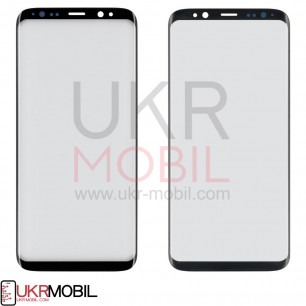 Стекло дисплея Samsung G950 Galaxy S8, Original, Black