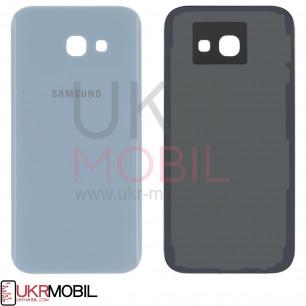 Задняя крышка Samsung A520 Galaxy A5 2017, High Copy, Blue