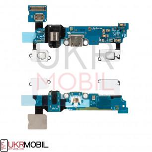 Шлейф Samsung A700, A700H, A700F Galaxy A7 с разъемом зарядки, гарнитуры Original