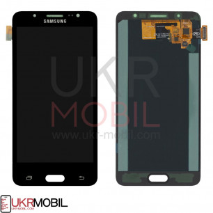Дисплей Samsung J510 Galaxy J5 2016, с тачскрином, OLED, Black
