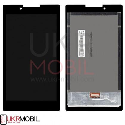Дисплей Lenovo Tab 2 A7-30HC, (Yellow FPC), с тачскрином, Black - ukr-mobil.com