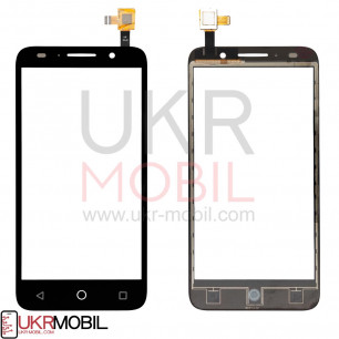 Сенсор (тачскрин) Alcatel One Touch Pop 3 5015D Dual SIM, Black