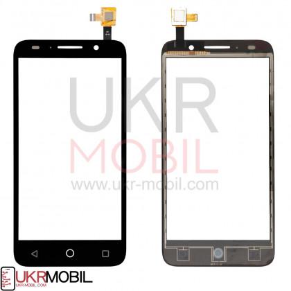 Сенсор (тачскрин) Alcatel One Touch Pop 3 5015D Dual SIM, Black - ukr-mobil.com