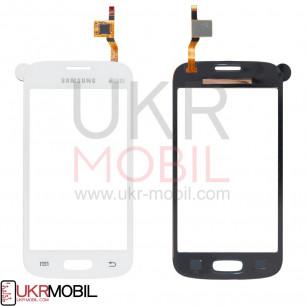 Сенсор (тачскрин) Samsung S7262 Original White