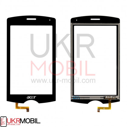 Сенсор (тачскрин) Acer E100 - ukr-mobil.com