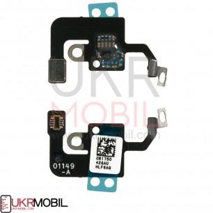 Шлейф Apple iPhone 8 Plus, Wi-Fi антенны, с компонентами