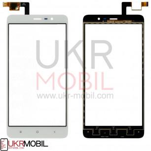 Сенсор (тачскрин) Xiaomi Redmi Note 3, White