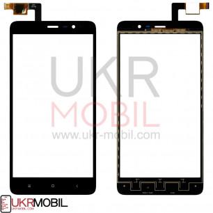 Сенсор (тачскрин) Xiaomi Redmi Note 3, Black