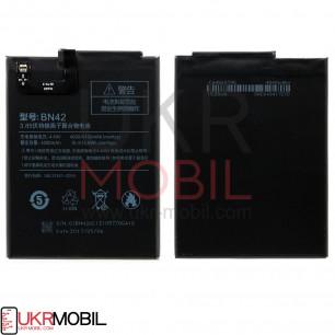 Аккумулятор Xiaomi Redmi 4, BN42, (4000 mAh)