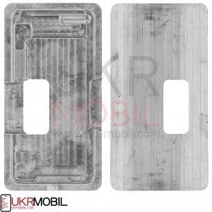 Позиционная форма дисплея iPhone XS Max, алюминиевая